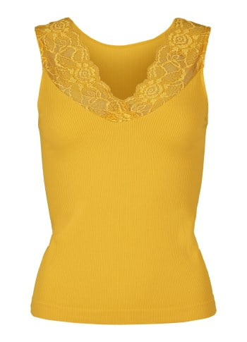 Image of Belen V-lace Top