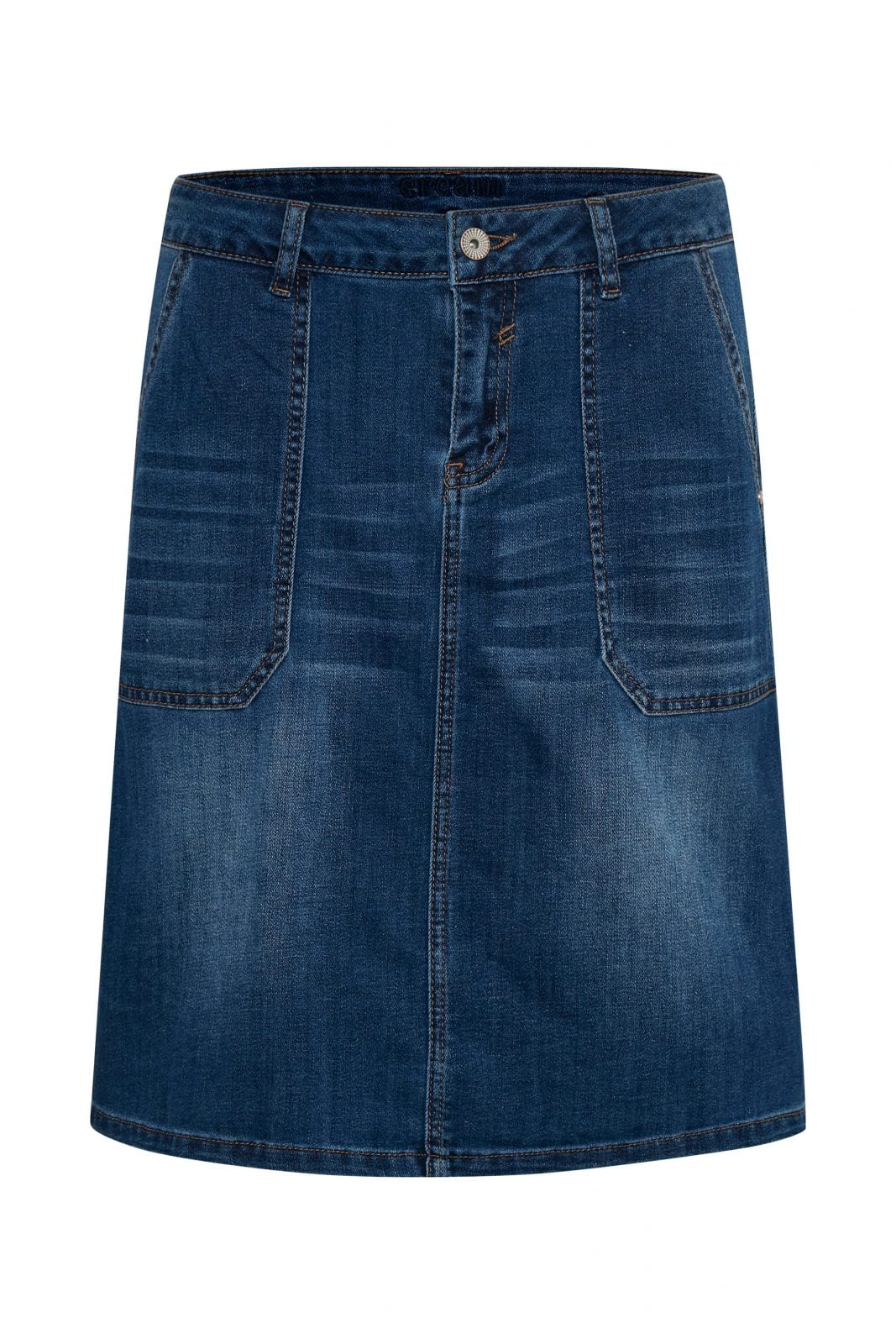 Image of   Diwa Denim Skirt