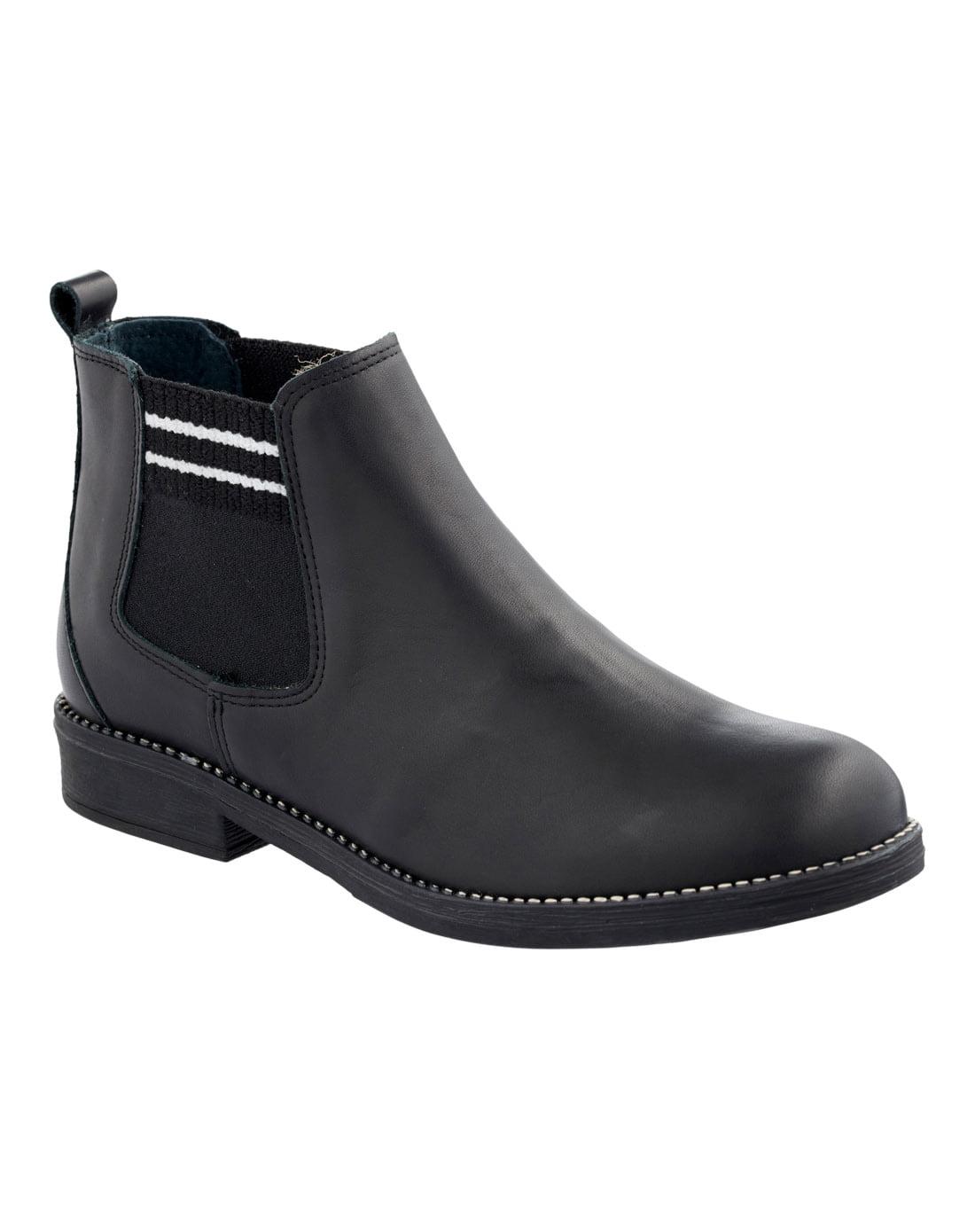 Image of   Brenda kort støvle