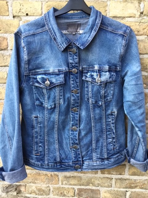 Image of   Alis Denim Jacket