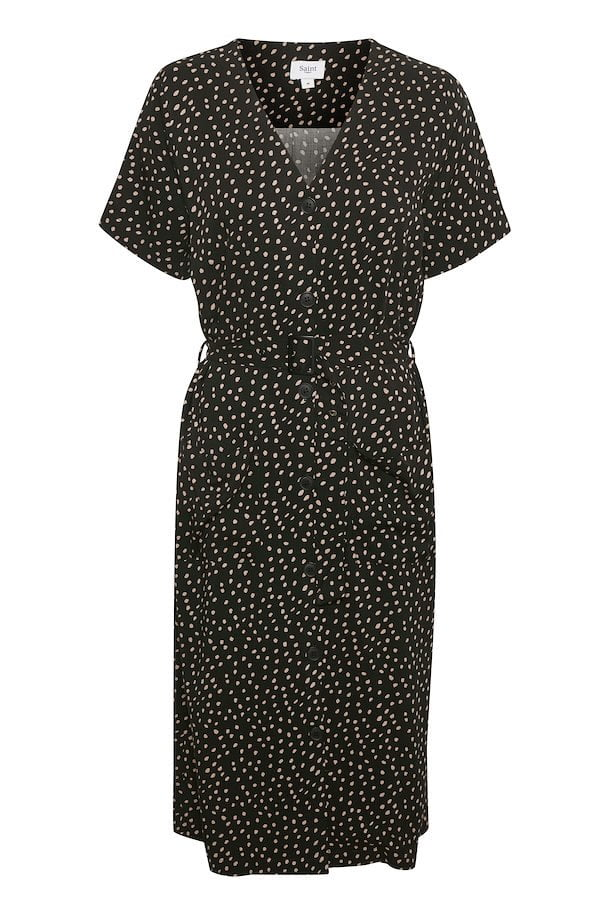 Image of   Drea Dot Dress
