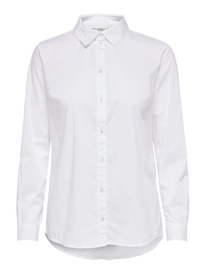 Mio Skjorte WHITE 34